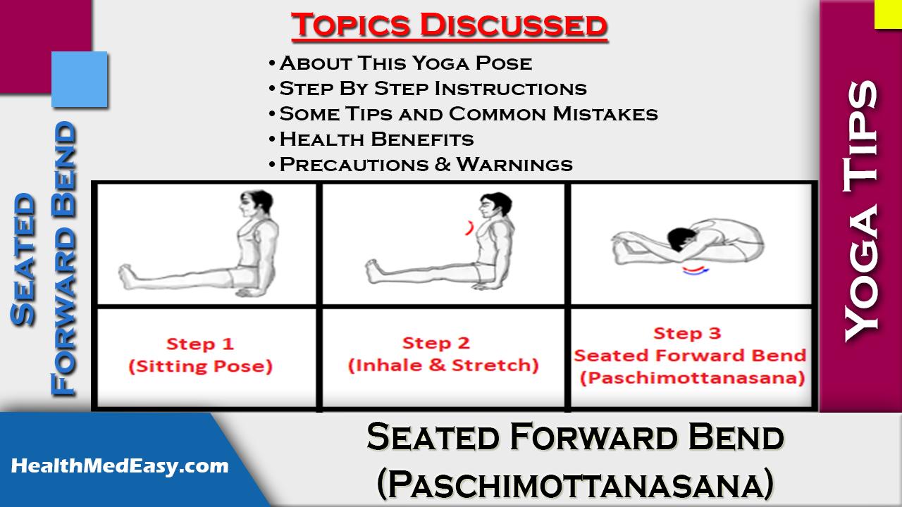Paschimottanasana Benefits And Precautions